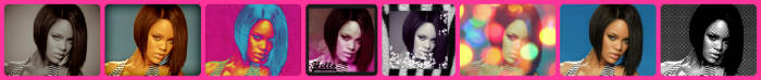 Collage photo horizontal