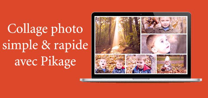 Faire un collage photos simple et rapide