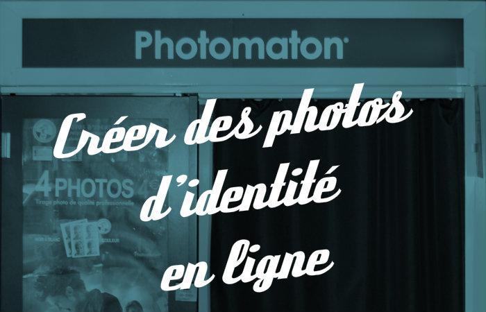 cr u00e9er des photos d u0026 39 identit u00e9 gratuites en ligne