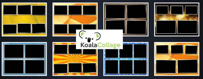 Exemple de collages photos