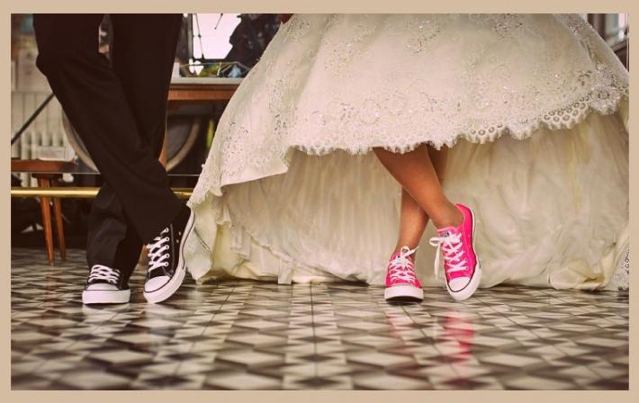 Photo original ouverture du bal mariage