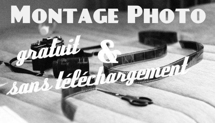 montage photo gratuit sans téléchargement