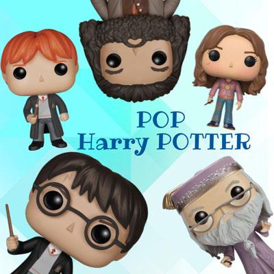 Utiliser les figurines Funko Pop Harry Potter dans des memes