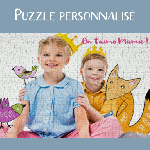 Faire un puzzle à partir de ses plus belles photos
