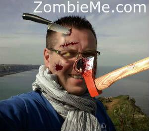 Transformer une photo en zombie